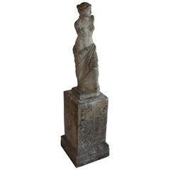Antique Statue of Venus De Milo