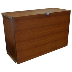 Midcentury Desk Designed by George Nelson for Herman Miller