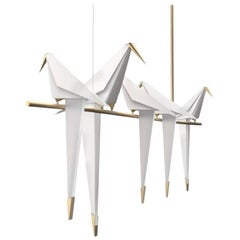 Moooi Perch Light Branch Kronleuchter in LED