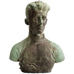 Bronze Bust, circa 1950