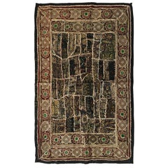 Vintage Handcrafted and Quilted Textile from India