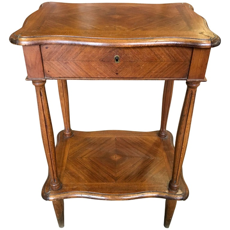 19th Century French Vanity Dresser