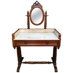 19th Century Louis Philippe Dressing Table