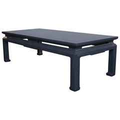 Baker Asian Lacquered Coffee Table