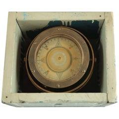 Antique Sand Cast Compass