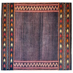 Beautiful Early 20th Century Baluch Kilim Rug