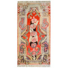 Extraordinary Early 20th Century Asian Khotan Rug