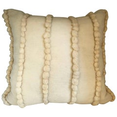 """Milano"" Wool Pillow"