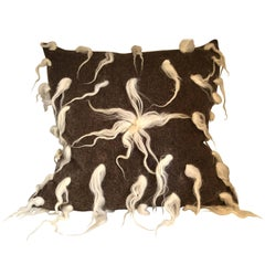 """Modena"" Wool Pillow"