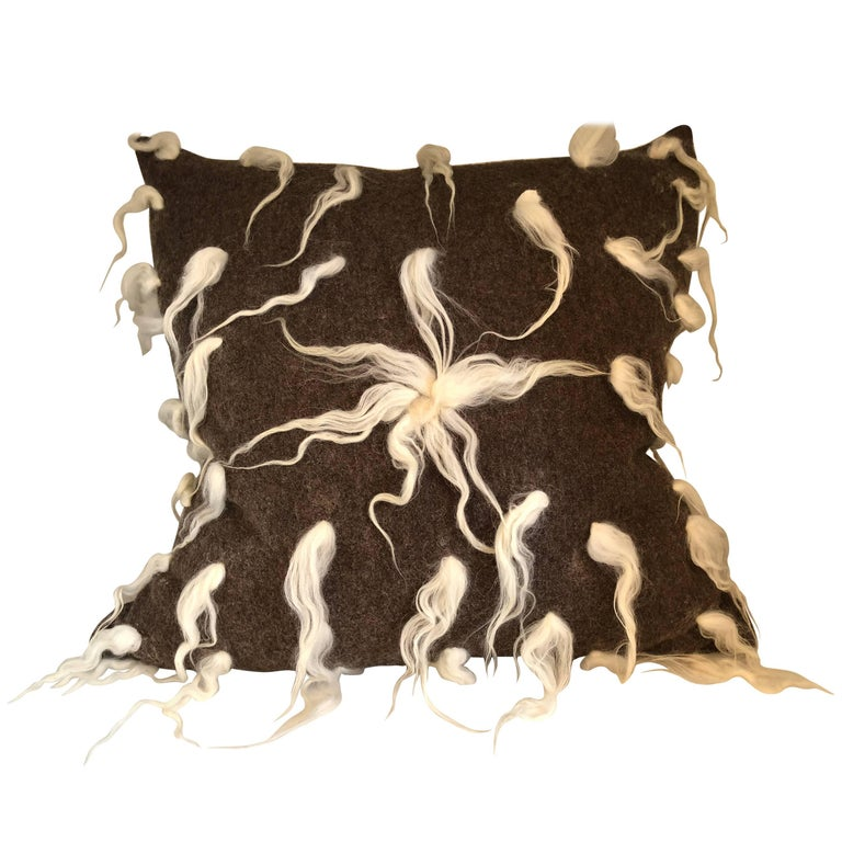 """""""Modena"""" Wool Pillow"""