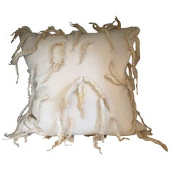 """Pavia"" Wool Pillow by Le Lampade"