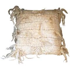 """Mantova"" Wool Pillow"