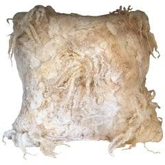 """Napoli"" Wool Pillow"