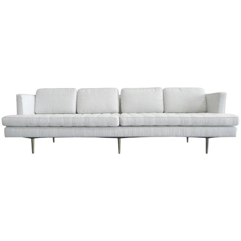 Mid-Century Modern Dunbar Sofa by Edward Wormley 1