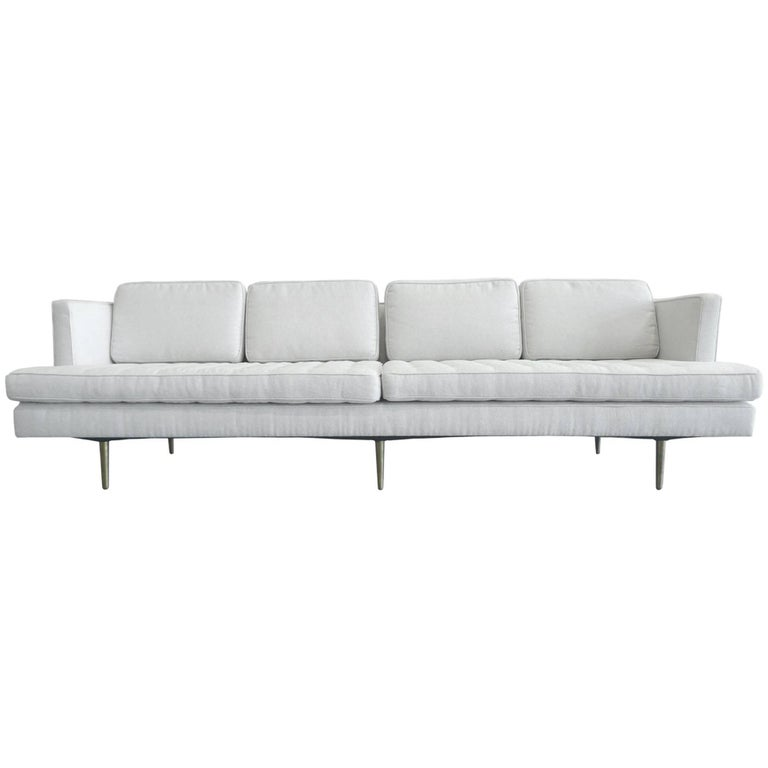 Mid-Century Modern Dunbar Sofa by Edward Wormley For Sale