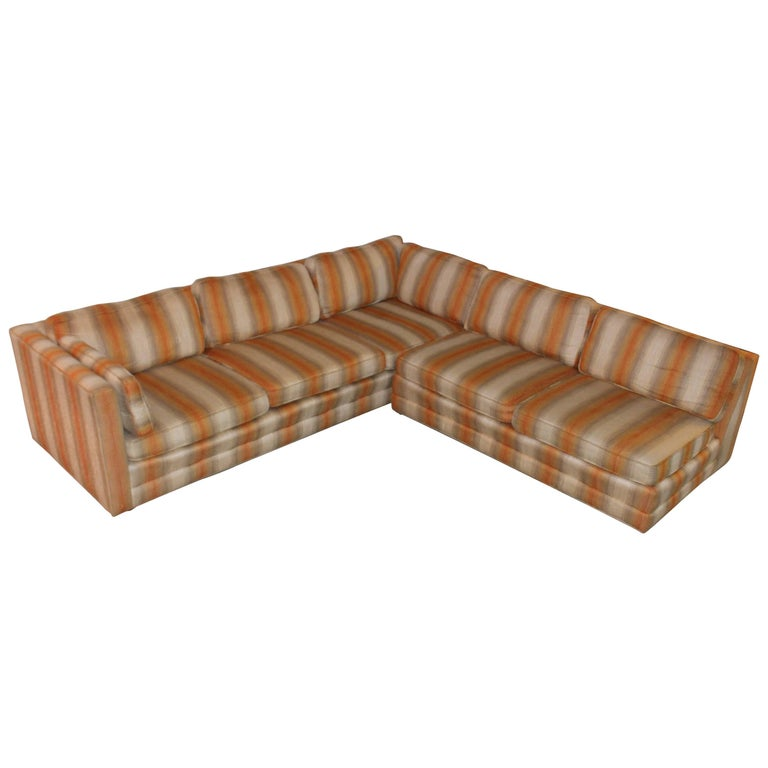 1970s Henredon Sectional For Sale At 1stdibs