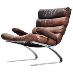 Cor Sinus Lounge Chair Reinhold Adolf Hans Jürgen Schröpfer, 1976