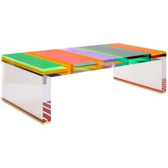 'DNA Genetic' Coffee Table by Studio Superego, Italy