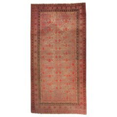 Antique Central Asian Khotan Rug