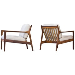 """""""USA 75"""" Easy Chairs by Folke Ohlsson"""