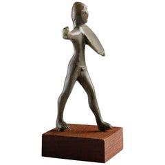 Umbrian Bronze Warrior, 450 BC