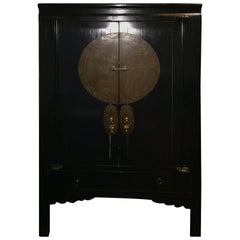 19th Century Q'ing Dynasty Wedding Dowry Cabinet