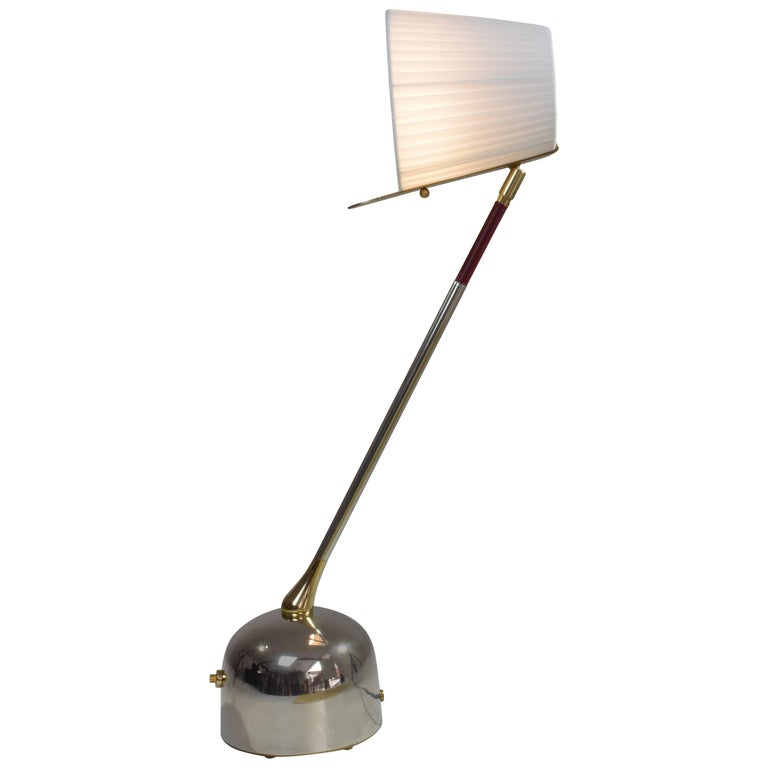 Infinitus-V MII Contemporary Articulating Table Lamp, Flow Collection