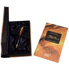 Montblanc Freidrich Schiller Writers Limited Edition Pencil