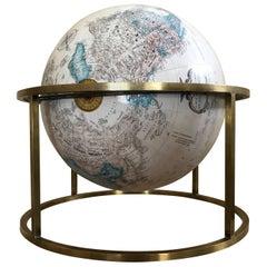 Mid-Century Modern Paul McCobb Style Replogle Desk Globe