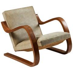 Armchair Designed by Alvar Aalto for Artek, Finland, 1930s