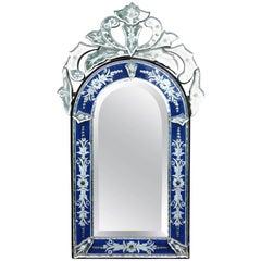 Venetian Neoclassical Mirror