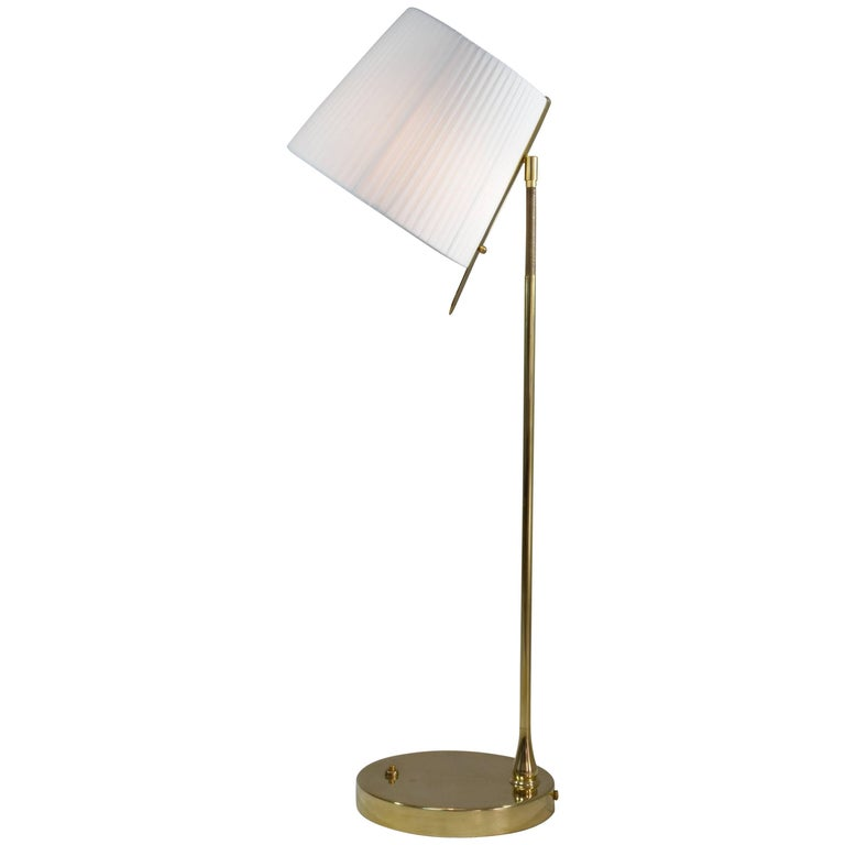 Infinitus-I MI High Contemporary Table Lamp, Flow Collection
