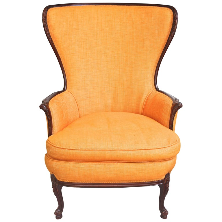 Napoleon III Bergere a Oreilles For Sale