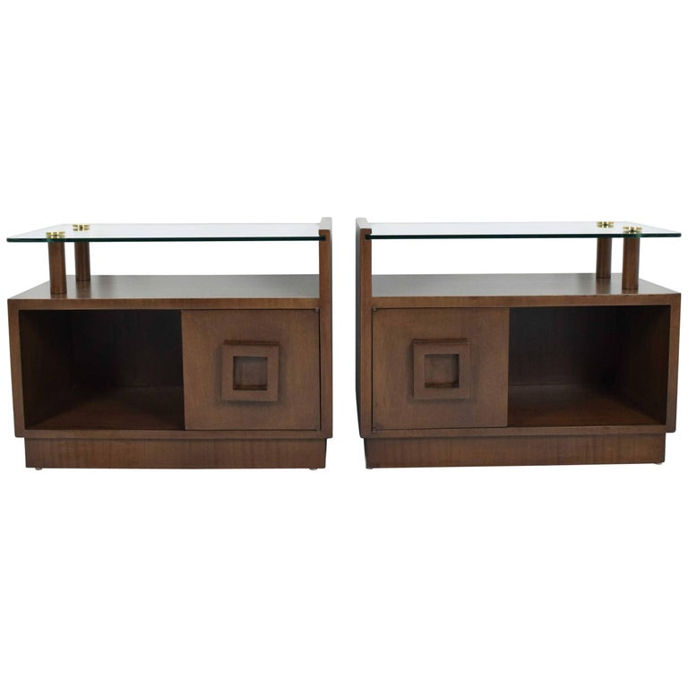 Gilbert Rohde Nightstands