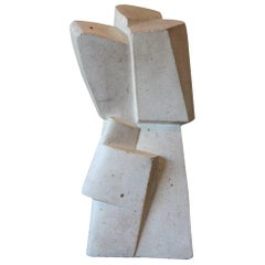 Stone Sculpture by James Rosati