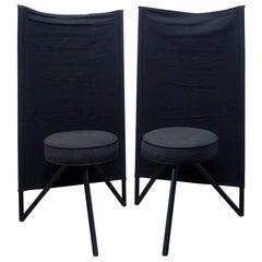 "Pair of Philippe Starck ""Miss Wirt"" Chairs"