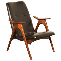 Louis van Teeffelen Webe Lounge Chair