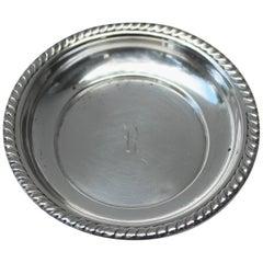 Small Sterling Pin Dish