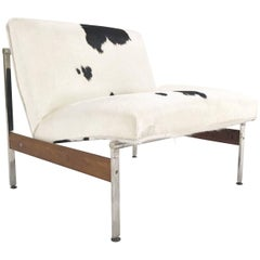 Forsyth One of a Kind Glenn of California Lounge Chair in Brazilian Cowhide