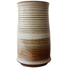 1960s Ceramic Vase by Dora de Larios
