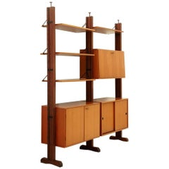 Italian Uprights Wall Unit