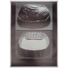 25 Poster Prints of Bread by the Belgian Photographer Antoon Dries, circa 1970