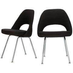 Pair of Eero Saarinen Chairs by Knoll, 1950s