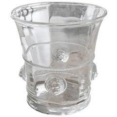 Vintage Murano Glass Wine Cooler