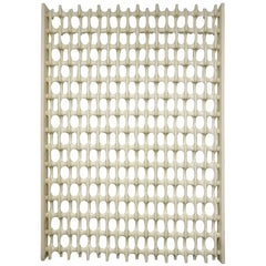 """Bone Sculpture"" Room Divider or Screen by Don Harvey"