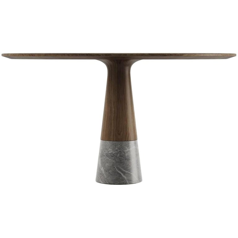 Echo Dining Table by Christophe Pillet, Contemporary Quickship Table