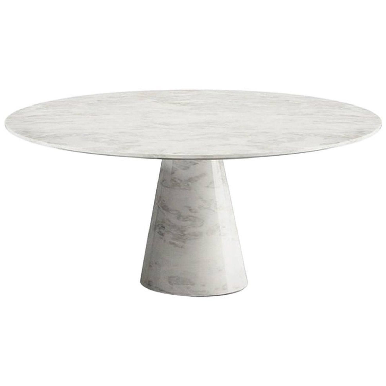 Andrea Contemporary Lacquer Brass Coffee Table by Dom Edizioni