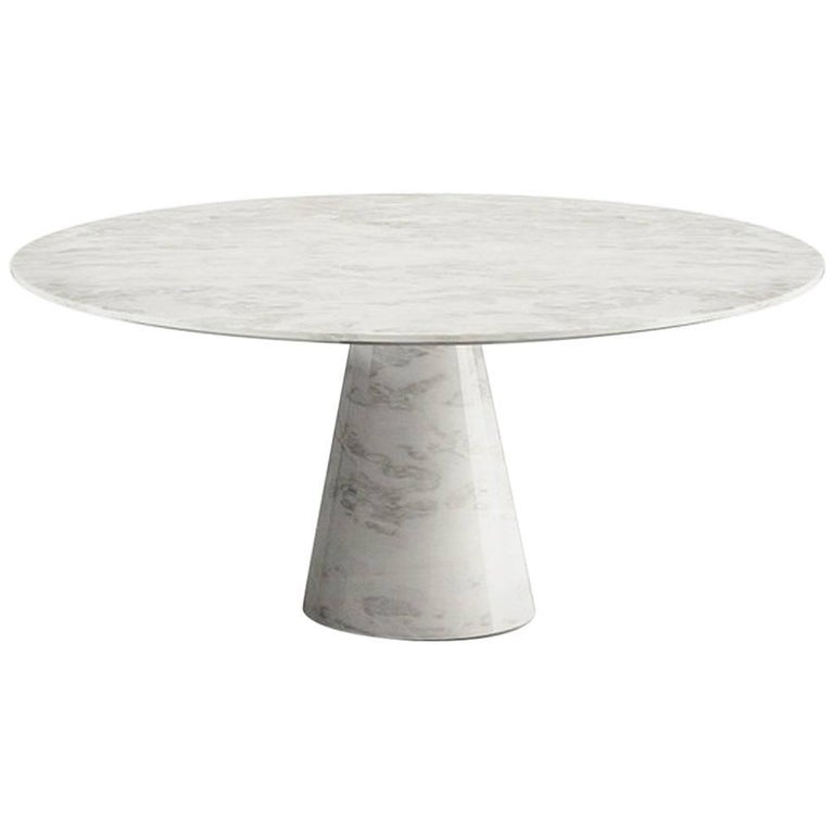 Idee Coffee Table by Christophe Pillet, Quickship Contemporary Marble Table For Sale
