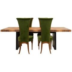 Italian Contemporary Dining Table