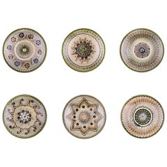Made to Order Traditional Romanian Dinner Plates, Set of 6